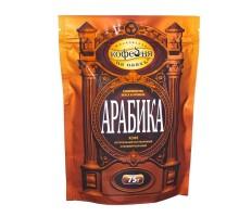 Арабика МКП Пакет 75г*12шт кофе