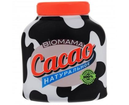 Какао-напиток БИОМАМА 250г*6шт.Бушерон
