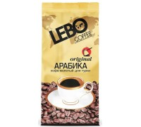 Лебо 200г*25шт МОЛОТЫЙ кофе