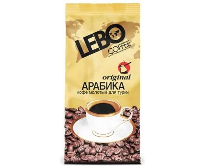Лебо 200 ЭКСТРА 200г*25шт МОЛОТЫЙ кофе