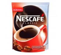Нескафе Классик ПАКЕТ  75г*12шт кофе
