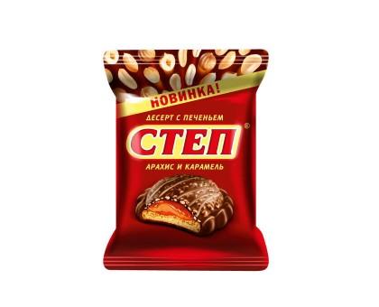 Десерт Степ с печеньем 5кг  Славянка