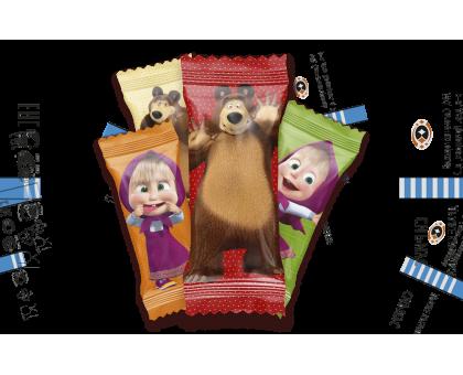 ЗОО Маша и Медведь 3кг Сириус
