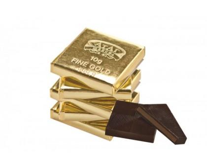 Золотые слитки МАЛЕНЬКИЕ(10г) 3кг АтАг