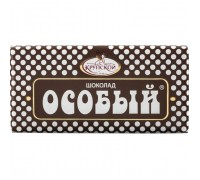 Шоколад Особый 90г*15шт.горьк.Крупской
