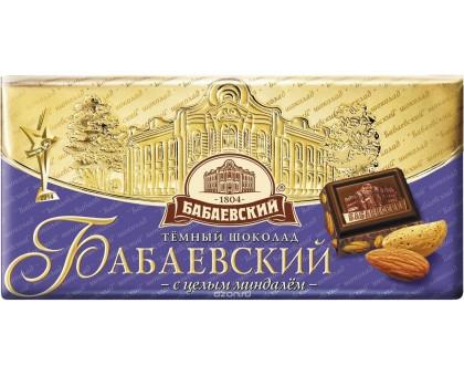Бабаевский 100г*15шт. с минд.