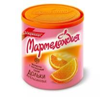 Мармеландия Апельс. дольки 250г*12шт.Уд.