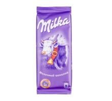 Милка 90г*24шт Молочный