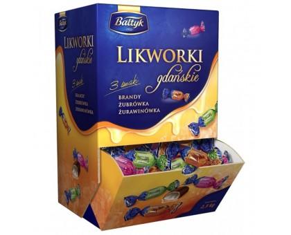 Ликворки (с ликером) 2,5кг Балтика