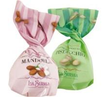 Шоколадный десерт(ореховые-нежные) 1кг*6шт Италия.