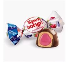 Крем-йогурт лес. ягоды 6кг Конти