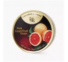 Леденцы  200г*9шт.  Розовый грейпфрут Ж/Б Германия