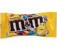 М&Мs 45г*32шт Желтый Марс. Арахис