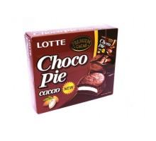 Лотте Чоко Пай (12) 336г*8шт КАКАО